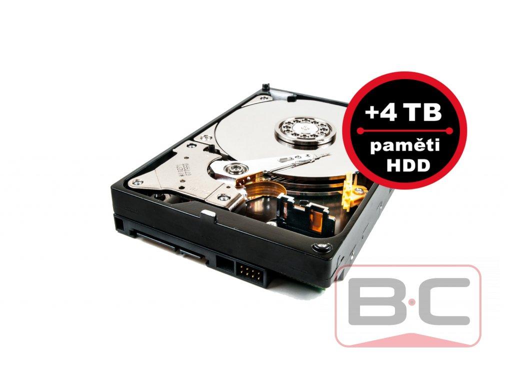 BazarCom.cz HDD za + 4 TB
