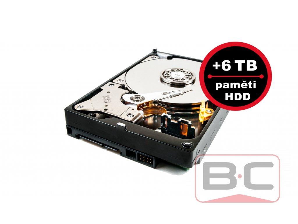 BazarCom.cz HDD + 6 TB