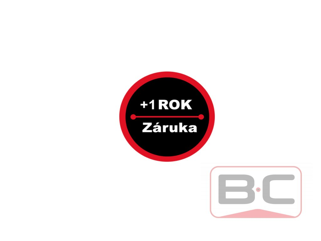 BazarCom.cz Záruka 1 rok velká