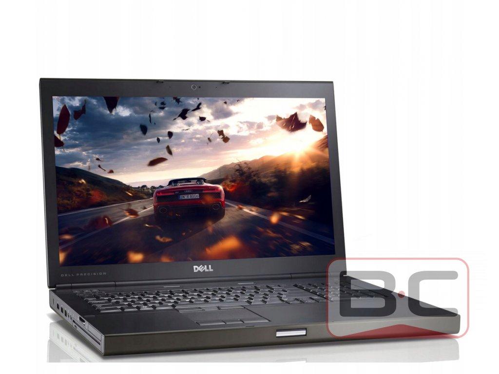 Dell Precision M4600, Intel Core i7-2720QM, 8GB RAM DDR3, 256GB SSD, NVIDIA Quadro 1000M Bazarcom.cz