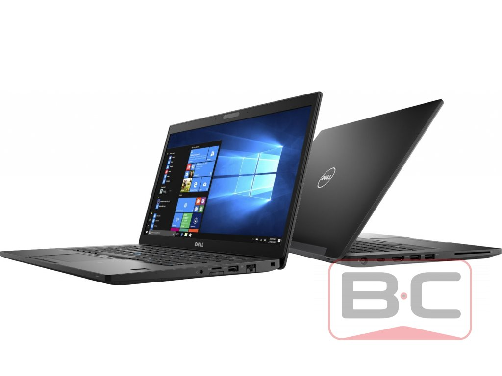 Dell Latitude 7480, Intel Core i7-6600U, 16GB DDR4 RAM, 128GB SSD, FullHD Bazarcom.cz