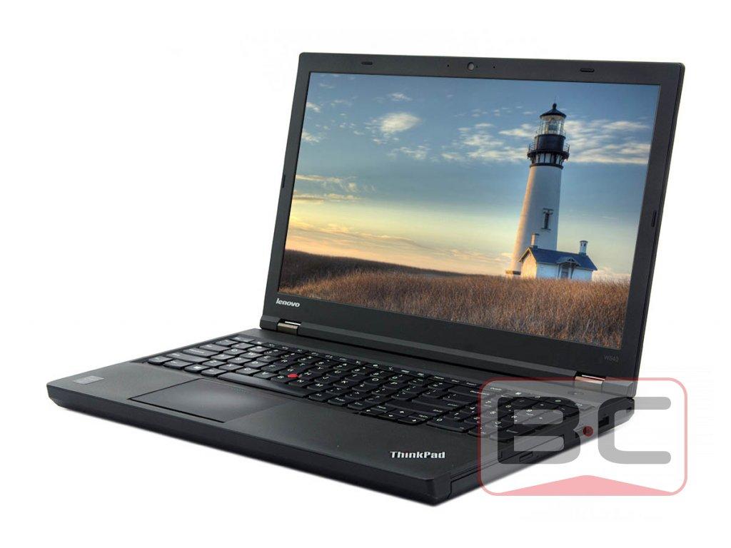 Lenovo W540, Intel Core i7-4700MQ, 8GB RAM, 256GB SSD, NVIDIA Quadro K1000M 2GB BazarCom.cz