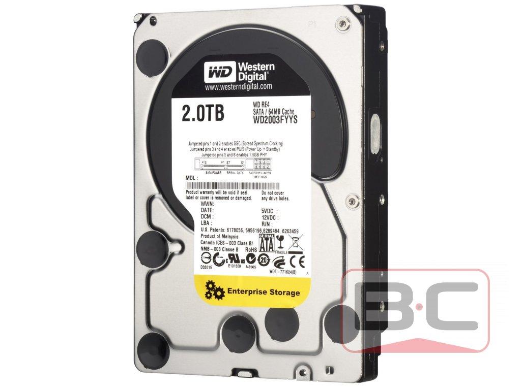 """HDD 3.5"""" 2TB WD Enterprise Storage BazarCom.cz"""