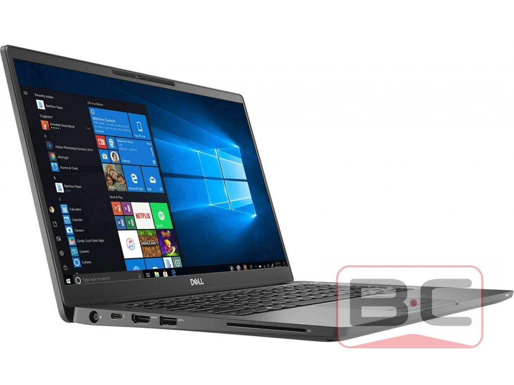 Dell Latitude 7400, Intel Core i5-8365U, 8GB RAM DDR4, 256GB SSD, FullHD IPS BazarCom.cz