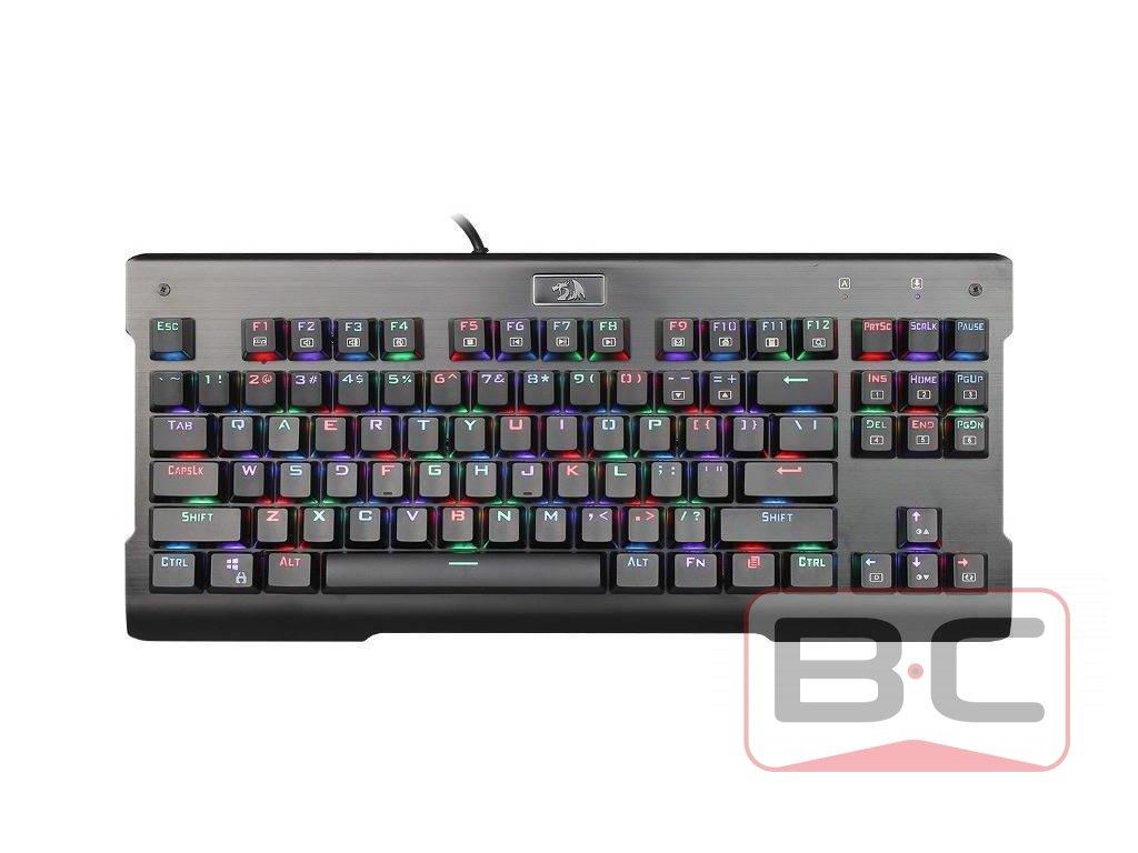 Mechanická herní klávesnice Defender Redragon VISNU RGB K561RGB BazarCom.cz