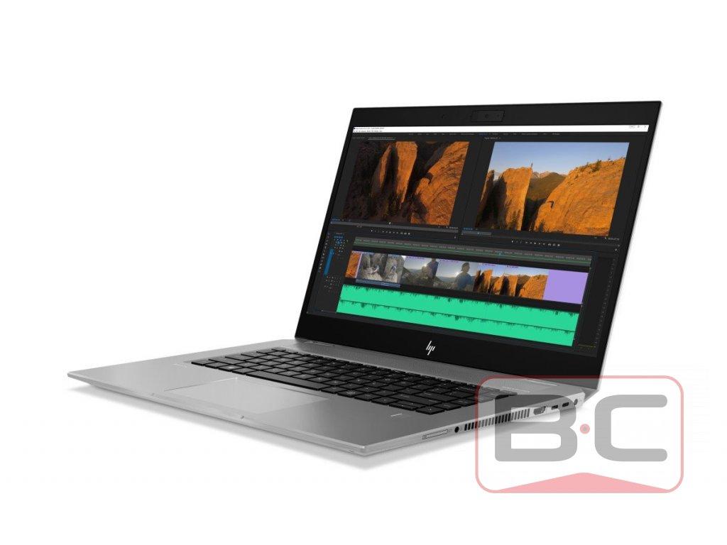 HP ZBook Studio 15 G5, Intel Xeon E-2186M, 32GB RAM DDR4, NVIDIA Quadro P1000 4GB, 500GB SSD BazarCom.cz