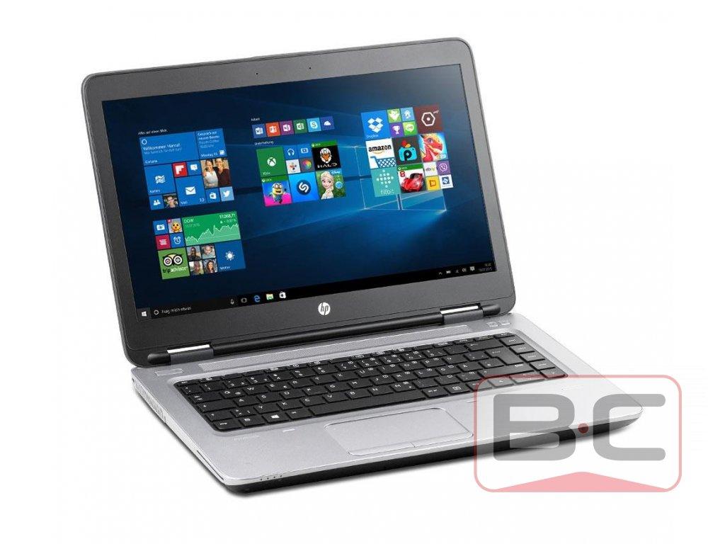 HP ProBook 640 G2, Intel Core i5-6200U, 8GB RAM, 256GB SSD BazarCom.cz
