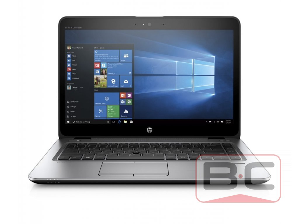 HP EliteBook 840 G3, Intel Core i7-6500U, 16GB RAM DDR4, 500GB SSD, 2560x1440 BazarCom.cz