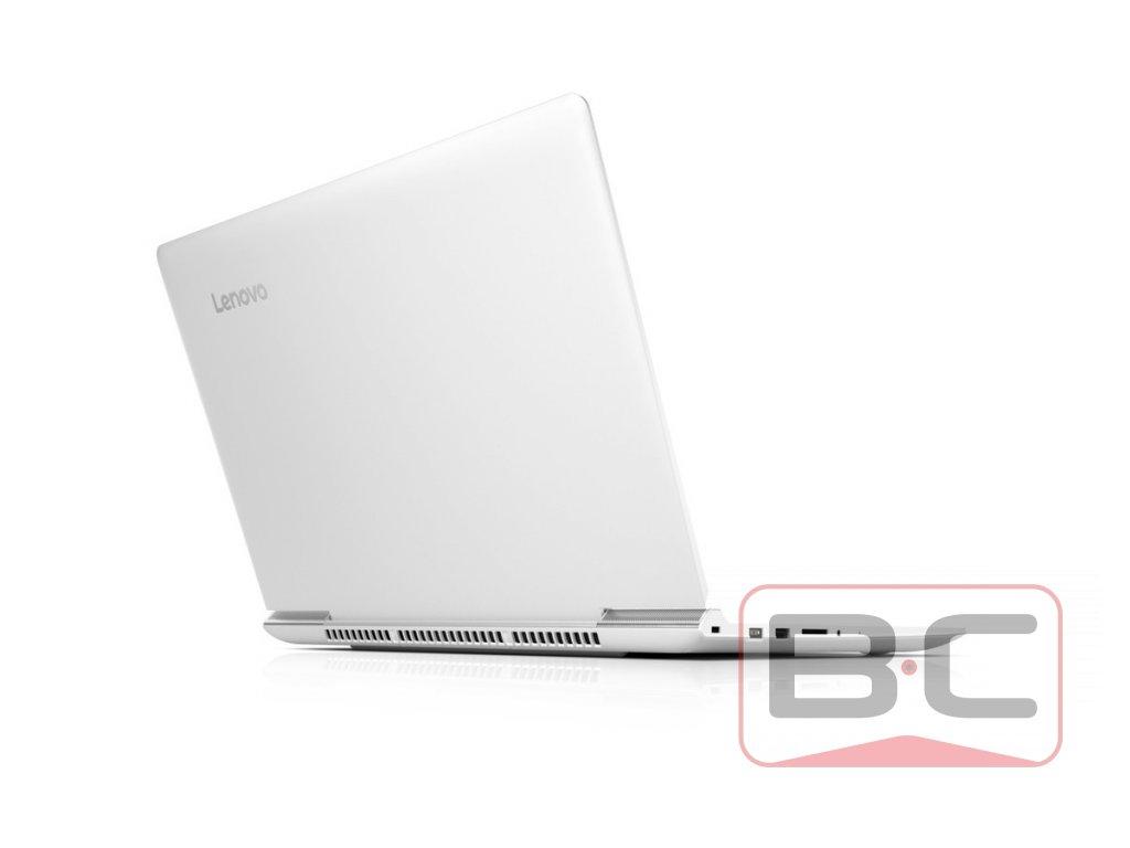 Lenovo IdeaPad 700, Intel Core i5-6300HQ, 8GB RAM, 1TB HDD, 128GB SSD, GTX 950M 2GB, IPS BazarCom.cz