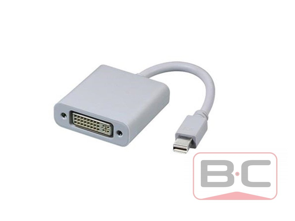 PremiumCord mini Display Port na DVI M/F 15cm Bazarcom.cz