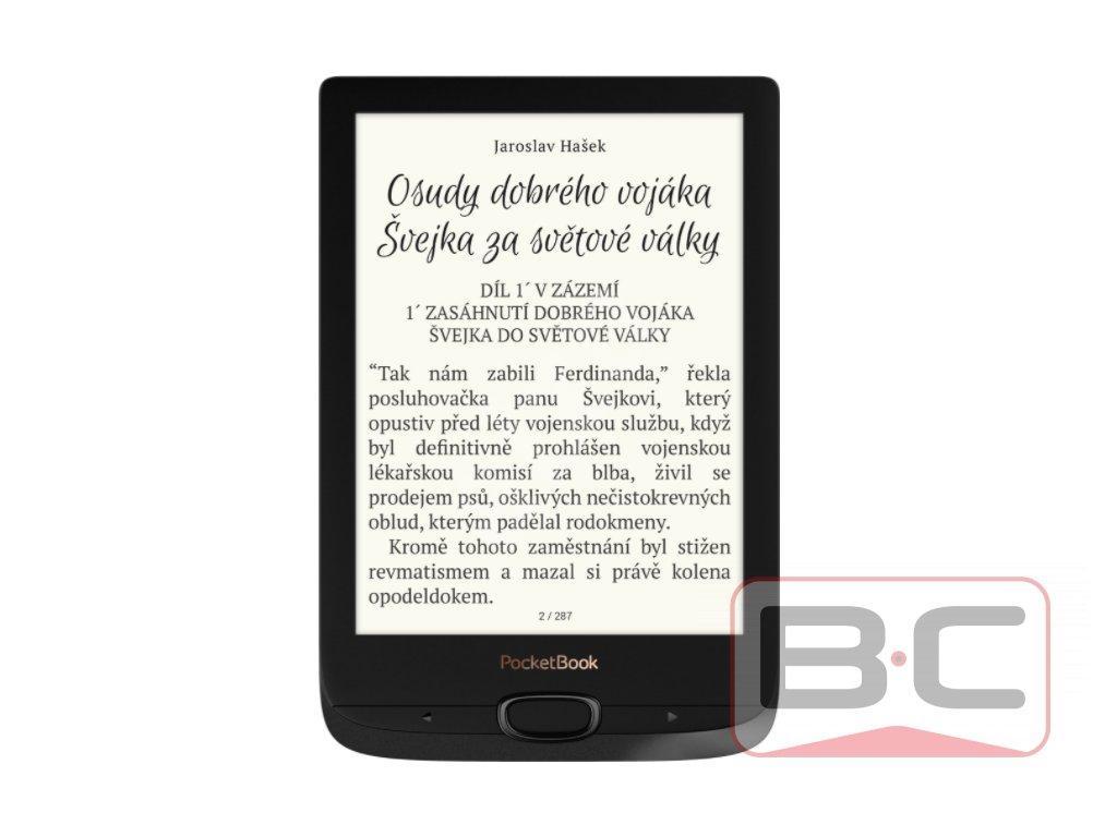 PocketBook 616 Basic Lux 2 Bazarcom.cz