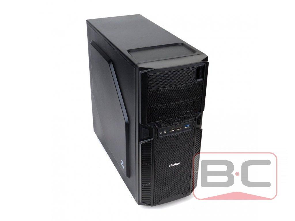 Stolní PC, Intel Pentium G3258, 8GB RAM, 128GB SSD, R9 270 2GB, 2TB HDD Bazarcom.cz