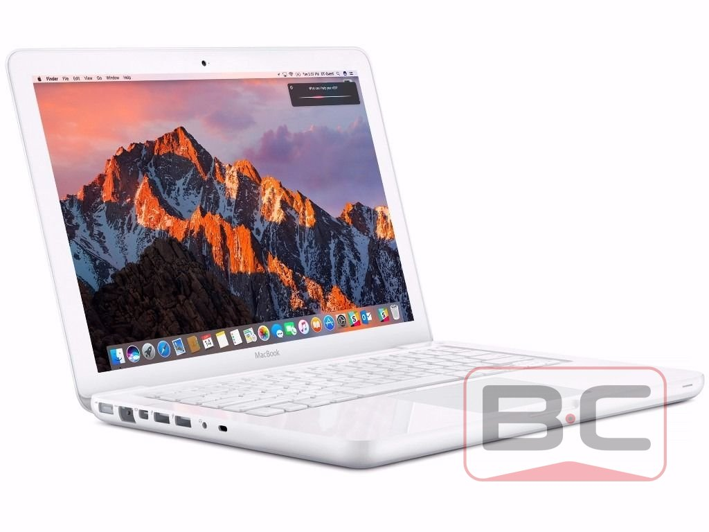 Macbook White 2010, Intel Core 2 Duo, 4GB RAM, 320GB HDD BazarCom.cz