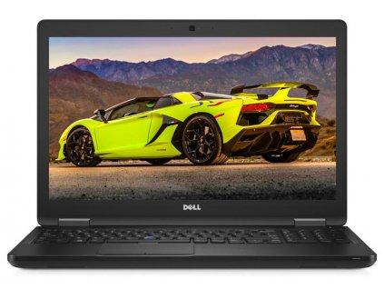 Kvalitní pracovní notebook Dell Latitude 5590, Intel Core i5, 16GB DDR4, Intel UHD, 256GB SSD NVMe M.2, Webkamera, IPS displej, Windows 10 Pro BazarCom.cz