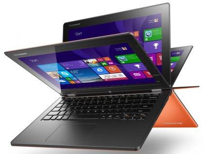 Lenovo Yoga 13, Intel Core i5-4210U, 8GB RAM, 256GB SSD, IPS 3200x1800 BazarCom.cz