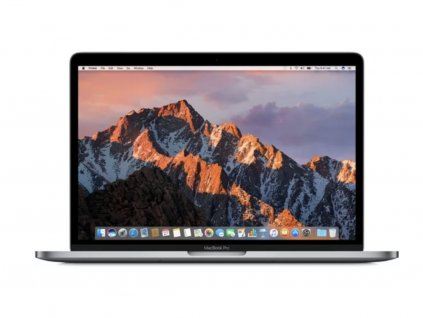 "Zánovní Apple MacBook Pro 13.3"" (2017), RETINA Space Gray, Intel Core i5, 8GB RAM, 256GB SSD BazarCom.cz"