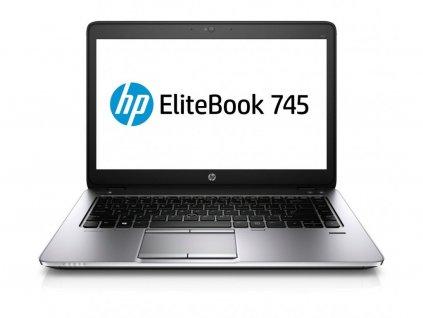 HP EliteBook 745 G2, AMD A10 PRO-7350B R6, 4GB RAM, 1TB HDD, AMD Radeon R6 BazarCom.cz