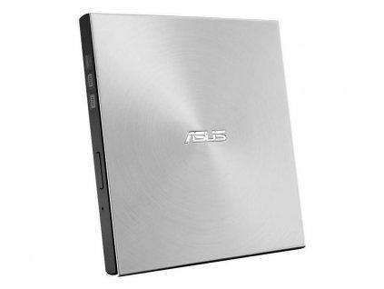 ASUS SDRW-08U7M-U + 2x M-Disk, slim, externí, stříbrná BazarCom.cz