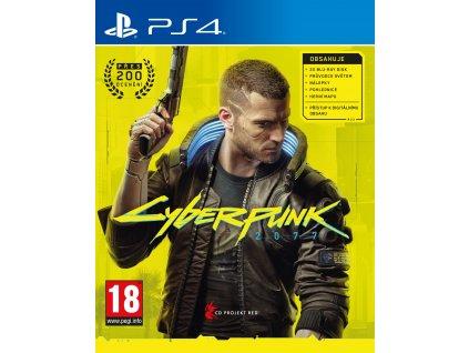 Cyberpunk 2077 (PS4) BazarCom.cz