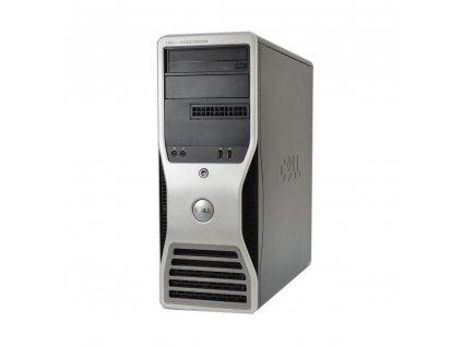 Dell Precision T3500, Intel Xeon E5630, 12GB RAM, 320GB HDD, 500GB HDD, Nvidia Quadro 4000