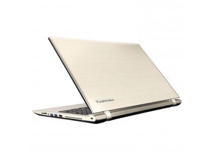 Výkonný moderní notebook Toshiba Satellite P50t-B-108, zlatá BazarCom.cz