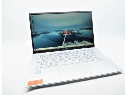 Univerzální notebook na doma i do kanceláře Asus ViVoBook X420UA, stříbrná BazarCom.cz