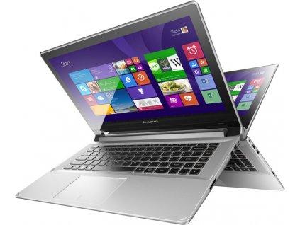 Flexibilní notebook Lenovo Flex 2-14, stříbrná BazarCom.cz