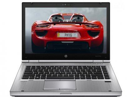 Kompaktní notebook HP EliteBook 8460p, stříbrná BazarCom.cz