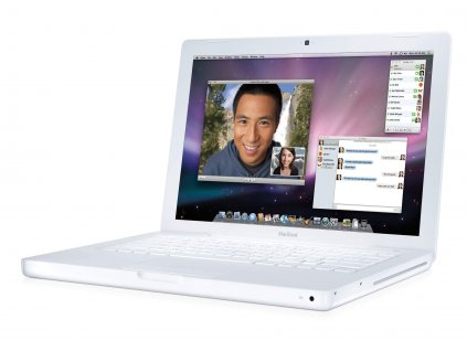 Apple MacBook White 2008, Intel Core 2 Duo, 2GB RAM, 160GB HDD