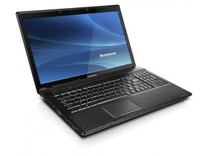 Cenově dostupný notebook Lenovo G560, černá BazarCom.cz