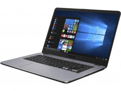 Kvalitní pracant za dobrou cenu notebook Asus VivoBook X505BA, šedá BazarCom.cz