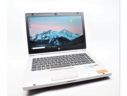 Klasika za příznivou cenu notebook HP EliteBook 8460p, stříbrná BazarCom.cz