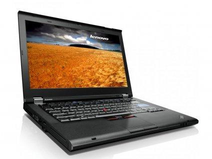 Výkon pro multimédia notebook Lenovo ThinkPad T420, černá BazarCom.cz