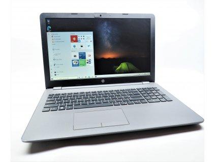 Multimediální notebook HP 255 G6, černá BazarCom.cz