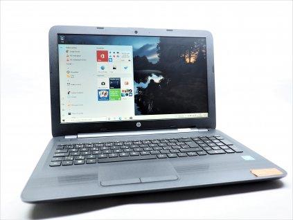 Klasika za příznivou cenu notebook do domácnosti HP 250 G5, černá BazarCom.cz