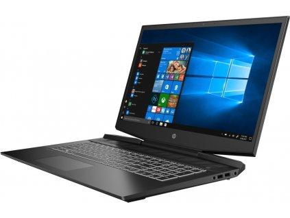 Výkonný gamingový notebook HP Pavilion 17-cd0052nb, 144Hz IPS BazarCom.cz