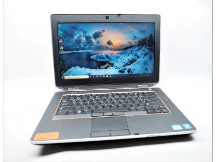 Dell Latitude E6420, Intel Core i7, 8GB RAM, 128GB SSD, Windows 10 BazarCom.cz
