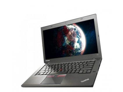 Rychlý notebook na práci Lenovo T450, černá BazarCom.cz