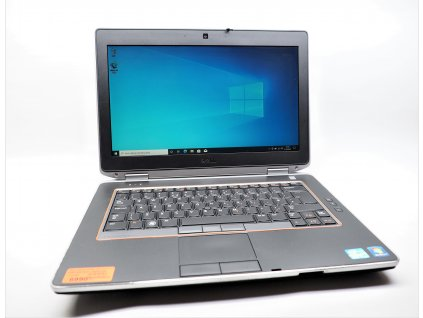 Notebook Dell Latitude E6420, Intel Core i7, 8GB RAM, Intel HD, 500GB HDD, Windows 10 BazarCom.cz