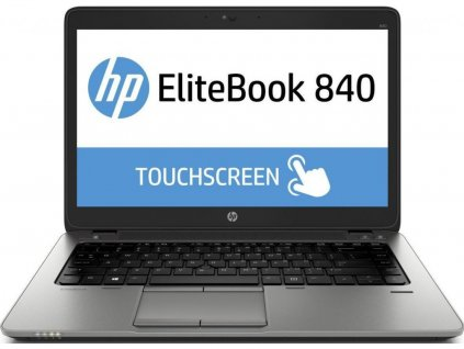 HP EliteBook 840 G1, Intel Core i5-4310U, 8GB RAM, 128GB SSD, Dotykový