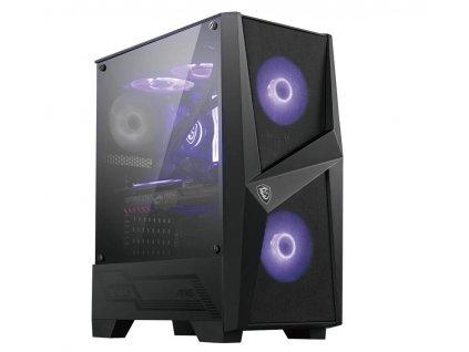 Herní PC IceBorne, Intel Core i5-6500, 16GB RAM DDR4 2133MHz, 512GB SSD, 2TB HDD, AMD Radeon RX580 8GB