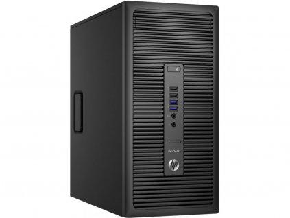 HP ProDesk 600 G2 MT, Intel Core i3-6100, 4GB RAM DDR4, 128GB SSD Bazarcom.cz