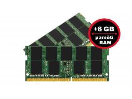 BazarCom.cz n RAM kit +8 GB new