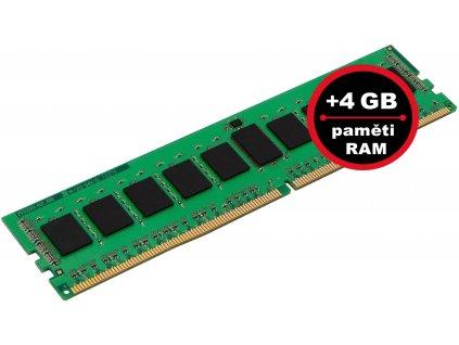 BazarCom.cz PC RAM + 4 GB