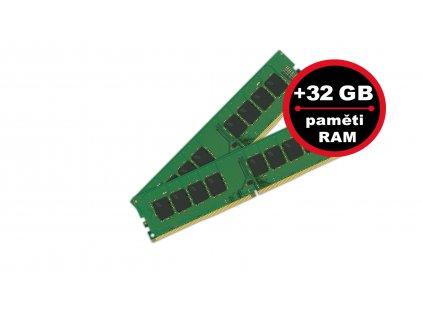BazarCom.cz RAM kit +32 GB