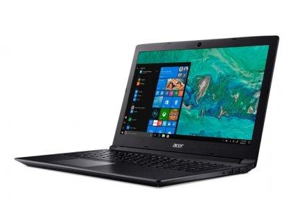 Acer Aspire 3 A315-53-52VB, Intel Core i5-8250U, 4GB RAM + 16GB Optane Memory, 1TB HDD BazarCom.cz