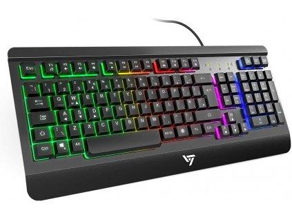 Herní klávesnice Victsing PC149A bazarcom.cz
