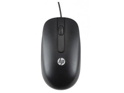 HP USB optická myš, černá (QY777AA) Bazarcom.cz