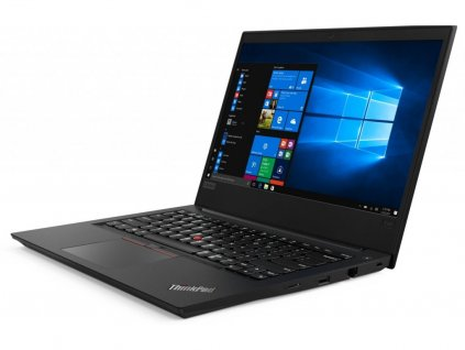 Lenovo ThinkPad E480, Intel Core i5 8250U, 8GB RAM DDR4, 256GB SSD NVMe, FULLHD IPS BazarCom.cz