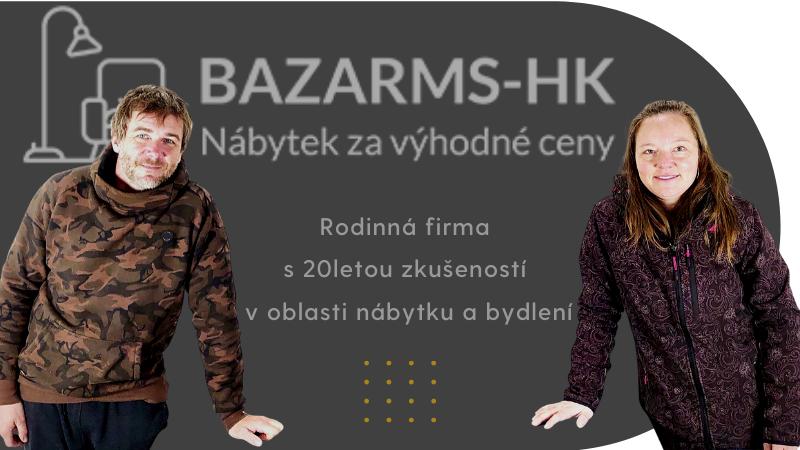 Tereza a Michal Starý z e-shopu BAZARMS-HK.cz Hradec Králové